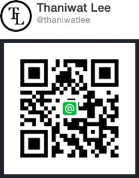 Scan QR Code Thaniwat Lee